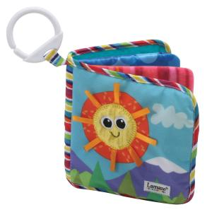 Free-shipping-Lamaze-Sun-cloth-font-b-book-b-font-1pcs-6-3-6-3-Lamaze